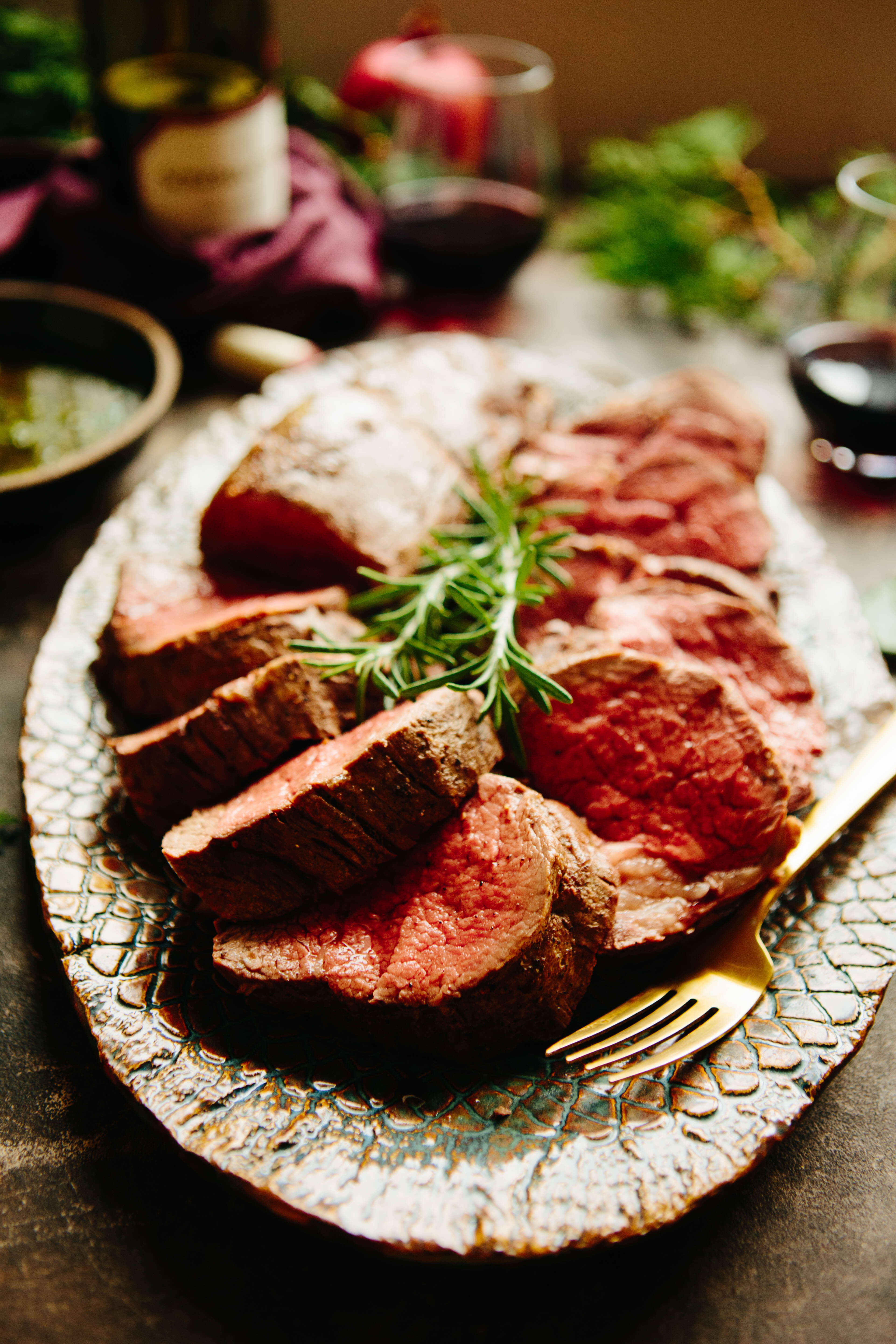 Whole Roasted Beef Tenderloin, beef recipes