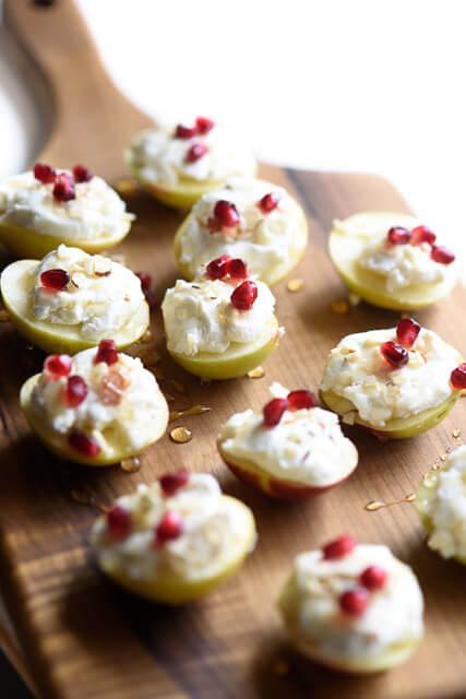 apple-cheese-bites-almonds-pomegranates1