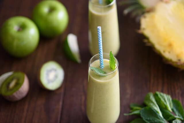 apple-mojito-smoothie