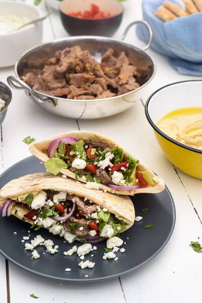 Week night Beef Gyro Recipe, beef recipes