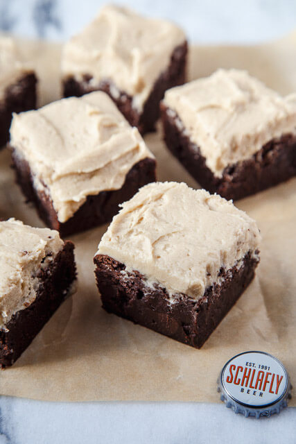 beer-brownies-recipe, romantic dinner recipes