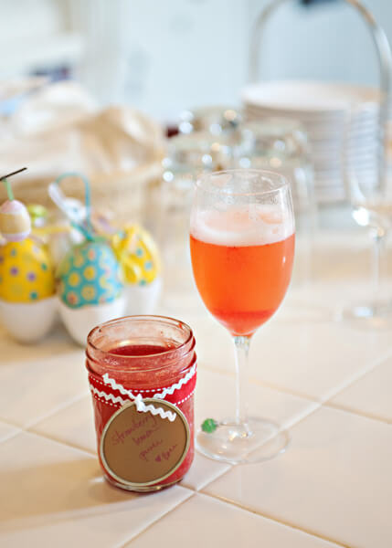 champagne-strawberry