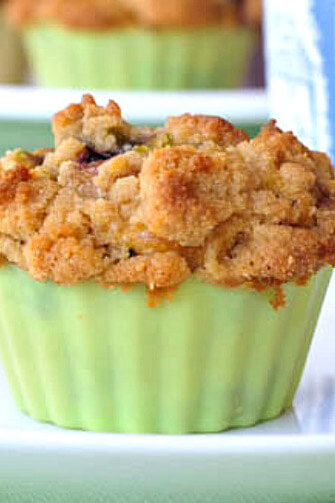 cherry-zucchini-crumb-muffin