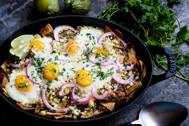 chilaquiles casserole