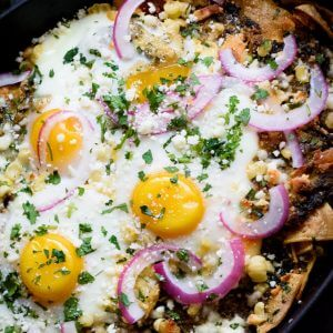 Easy Chilaquiles Recipe