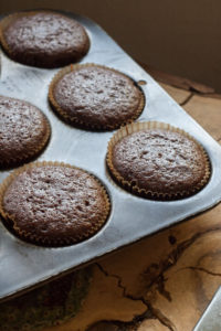 Chocolate Buttermilk Olive Oil Cupcakes: The perfect chocolate cupcake!