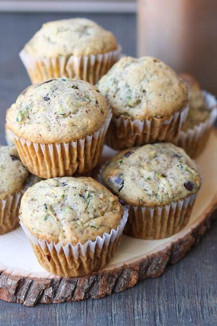 chocolate-chip-zucchini-muffins