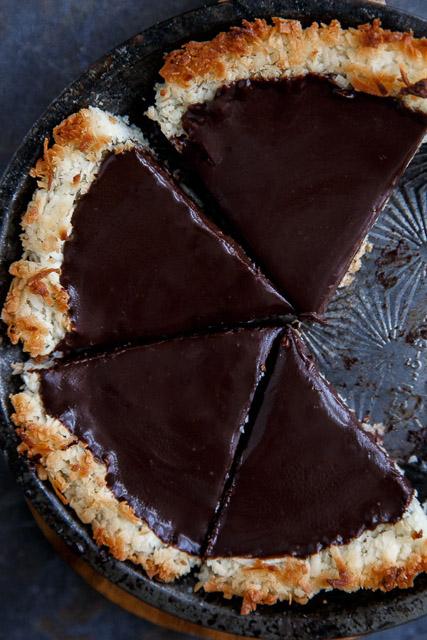 chocolate-coconut-pie-recipe, romantic dinner recipes