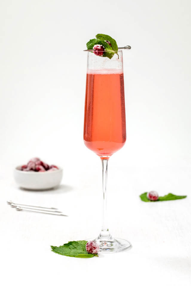 cranberry cava, cranberry recipes roundup