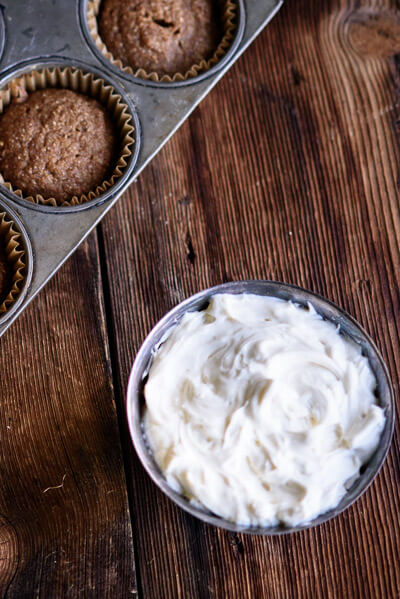 Maple Cream Cheese Frosting | The Adventure Bite