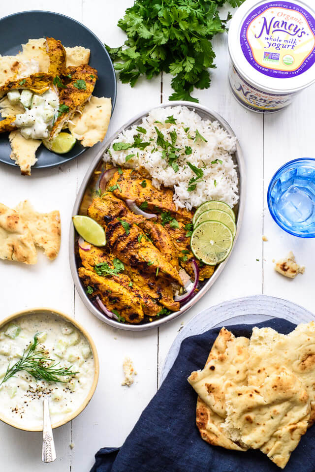 Easy Tandoori Chicken The Adventure Bite