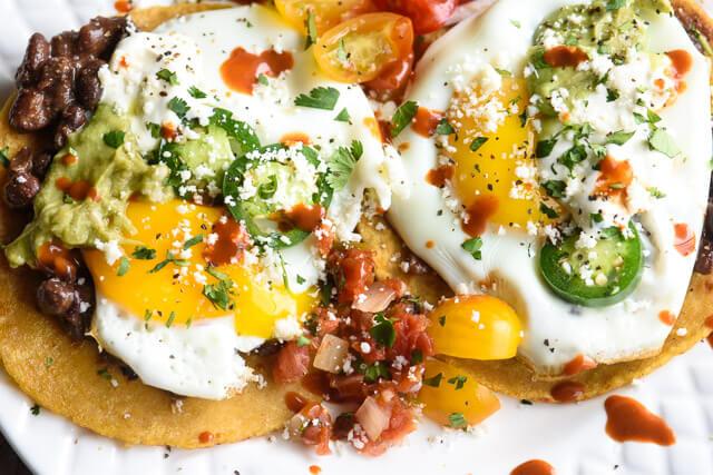 egg-black-bean-tacos