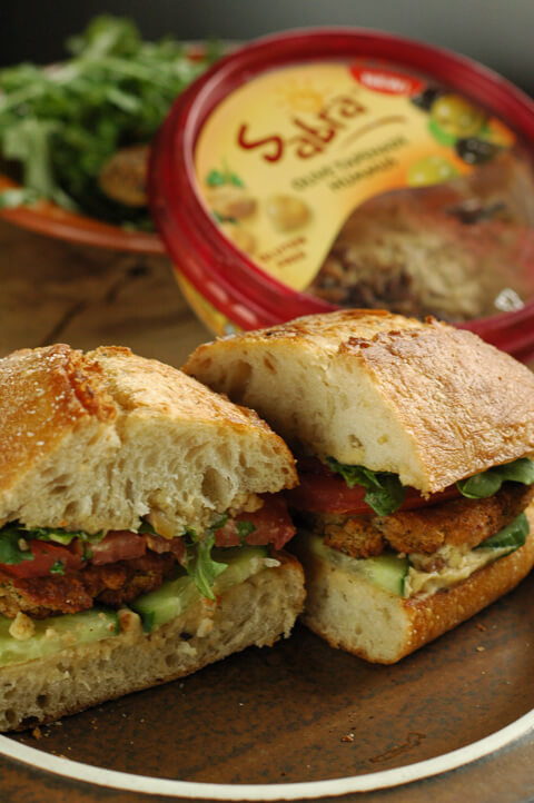 falafel-hummus-sandwich
