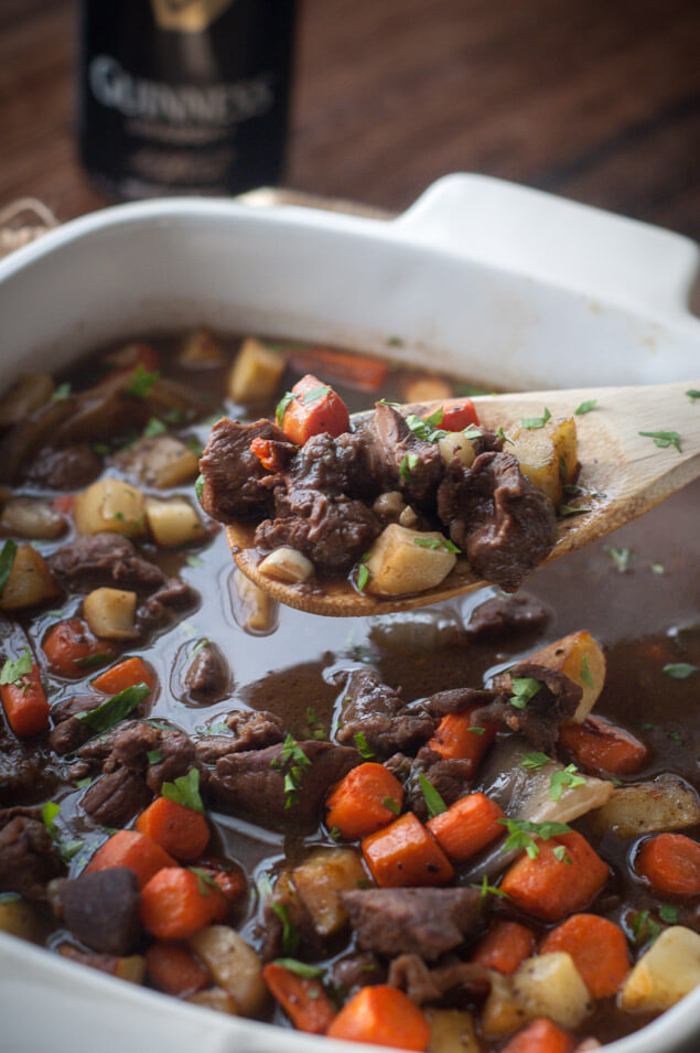 Slow Cooker Irish Beef Stew, Beef Dinner Recipes