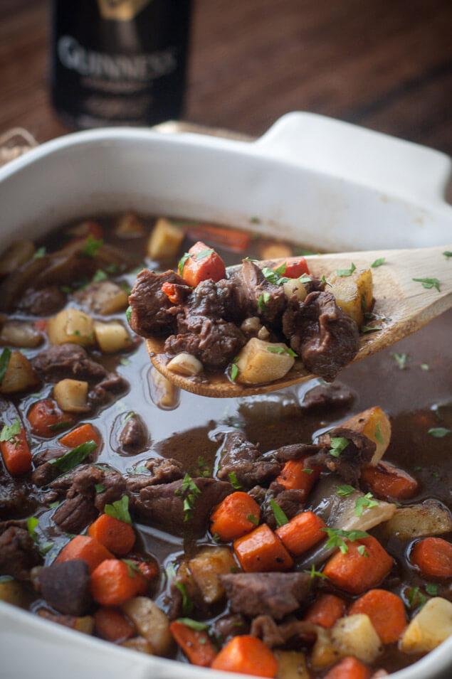 Slow Cooker Irish Beef Stew, Beef Dinner Recipes