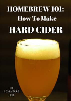 How To Make Hard Cider: Homebrewing Guide: -- Fermented foods taste amazing and are fabulous for your health! Try these great ideas to get your inspired! A great new years resolution!