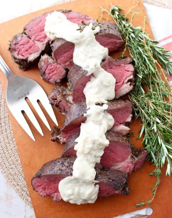 Herb Crusted Beef Tenderloin, beef recipes