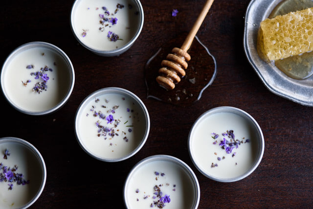 honey-lavender-possets