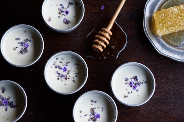 honey-lavender-possets