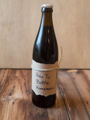 How To Bottle Beer or Cider
