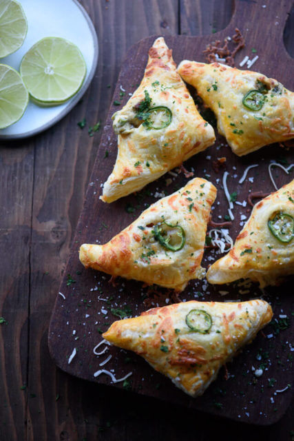 jalapeno popper turnovers an amazing party food idea!