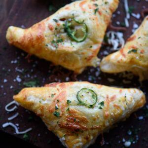 Jalapeno Popper Turnovers