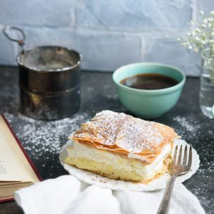 Slovenian Cream Cake Recipe Inspired By a Trip to Lake Bled