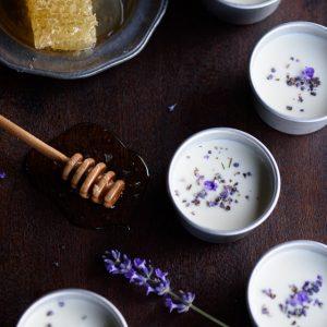 Lavender Honey Posset: The Easiest Entertaining Dessert You've Never Heard Of