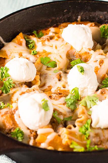 one-skillet-lasagna-2