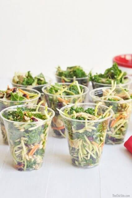 Salads To-Go, 101 Stress Free Camping Food Ideas