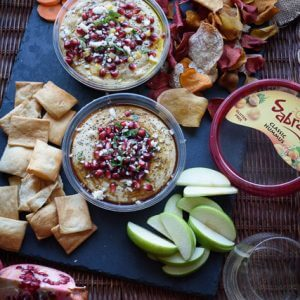 30 Topping Ideas to Elevate Store Bought Hummus