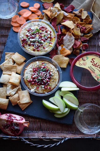 pomegranate-molasses-hummus