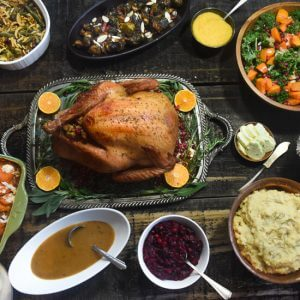 Real Food Thanksgiving Guide