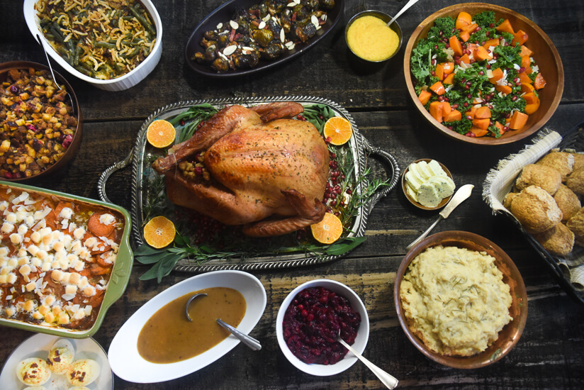 Thanksgiving is a time to gather family and friends around good real wholesome food. We've got you covered on all the bases with our Real Food Thanksgiving Guide.