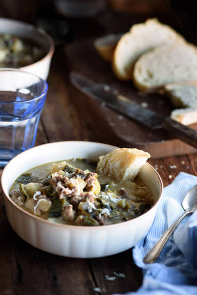 sausage-potato-leek-soup