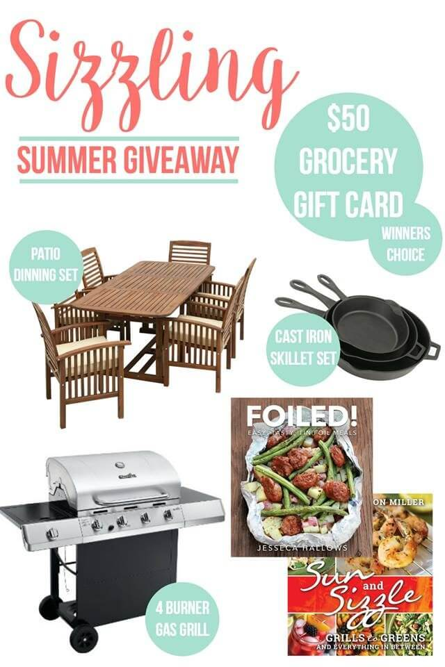 Summer Grilling Giveaway