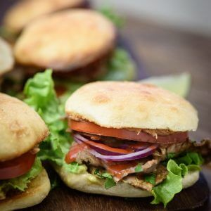 Slow Cooker Beef Tortas (Video!)