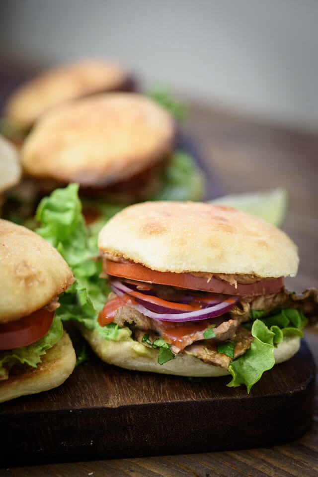 Slow Cooker Beef Tortas, beef dinner recipes