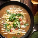 Slow Cooker Chicken Tortilla Soup (with Secret Ingredient!)