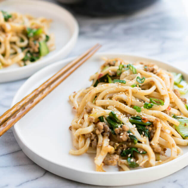 Spicy Pork and Udon Stir Fry, Stir up Your Week with These 25 Amazing Stir Fry Recipes