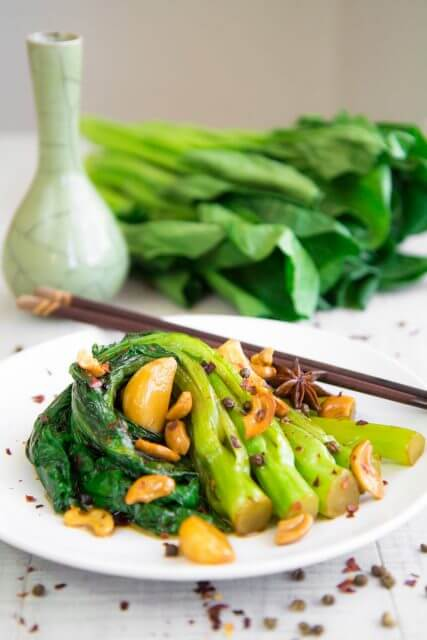 Gai Lan Chinese Broccoli Stir Fry, Stir up Your Week with These 25 Amazing Stir Fry Recipes