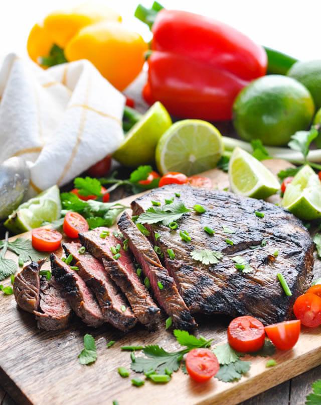 easy carne asada