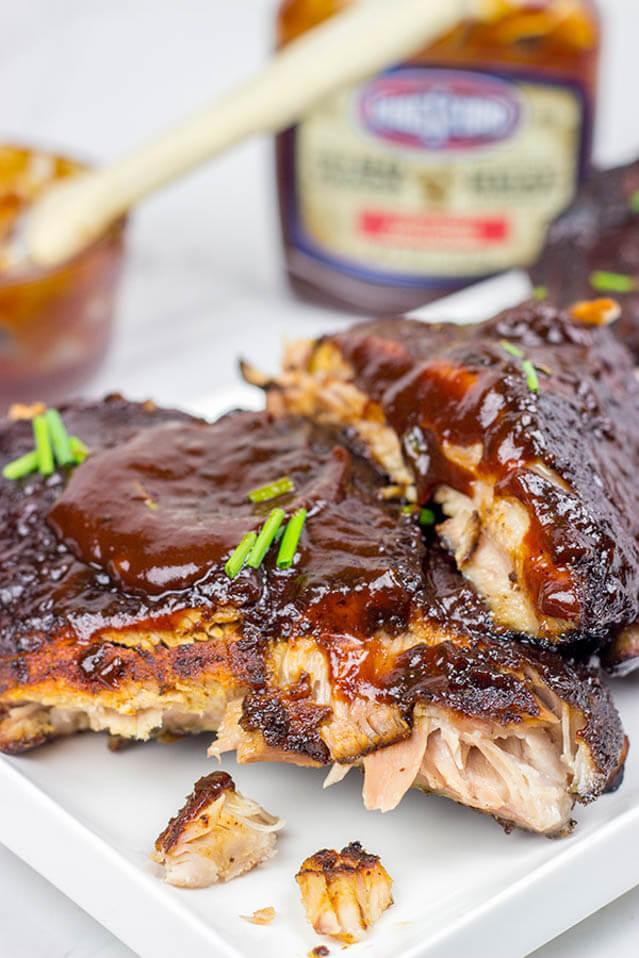 brown sugar applewood ribs