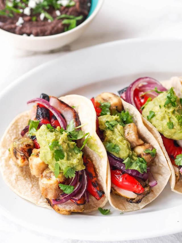 cilantro lime taco
