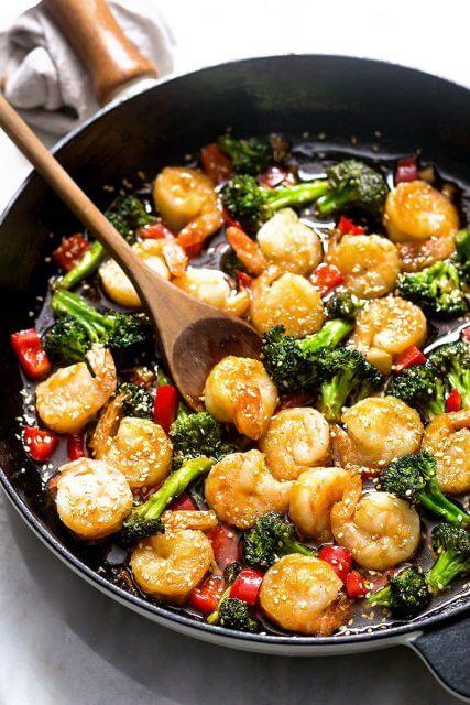 Teriyaki Shrimp Broccoli stir fry recipe, Stir up Your Week with These 25 Amazing Stir Fry Recipes