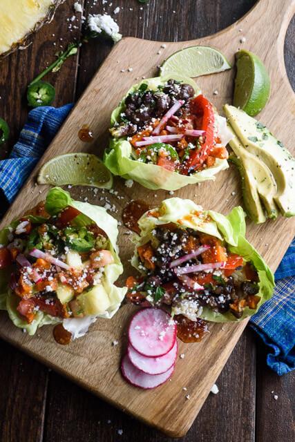vegetarian-lettuce-wraps-recipe