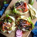 The Best Vegetarian Lettuce Wraps Recipe